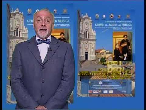 CERVO ORATORIO SANTA CATERINA SABATO 14 SETTEMBRE ORE 21.00 CONCERTO DI IDRO BORREANI E DI GINEVRA COSTANTINI NEGRI