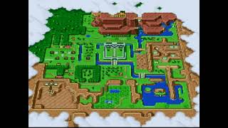 Legend of Zelda – A Link to the Past #03