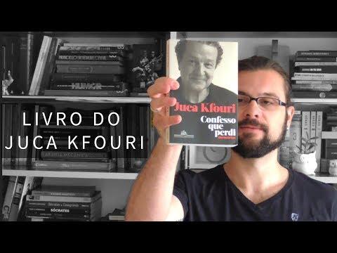 Resenha: Livro do Juca Kfouri - Confesso que perdi