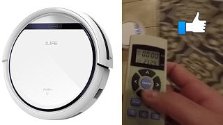 I love my robot - iLife V3s Robotic Vacuum Review - This Is The Best Robot Vacuum
