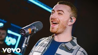 Sam Smith - Have Yourself A Merry Little Christmas in the Live Lounge