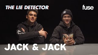 Jack & Jack Take a Lie Detector Test: Would They Be Better Off Solo? | Fuse