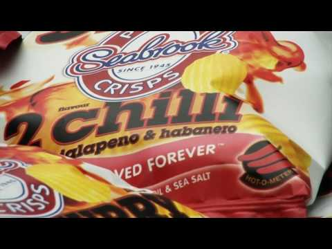 Seabrook Crisps - How Crisps are made