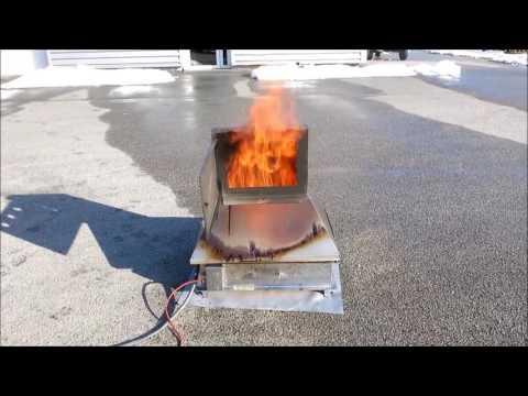 Leader Accesorios para Generadores de fuego GF42  AEROS