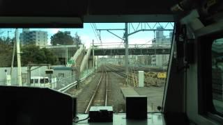 前面展望京浜東北線E233系快速大船行大宮→田端
