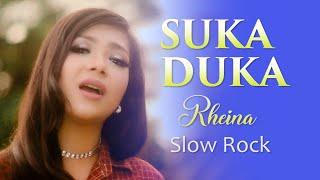 Download lagu Rheina Suka Duka Slow Rock Terbaru 2020 Mp3