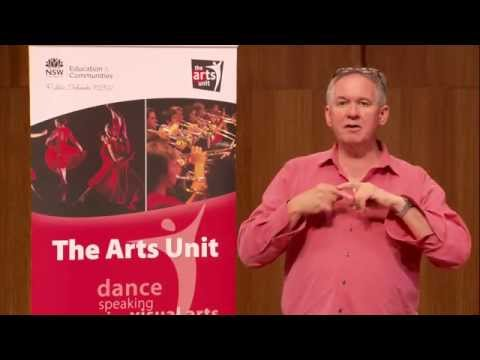 Conducting tips: Choral The Arts Unit