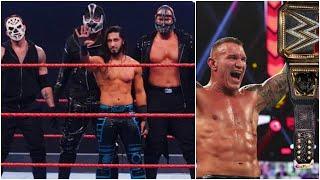 The Retribution TEAM LEADER REVEALED - Randy Orton WWE CHAMPION 2020 ?