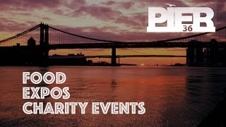 Food, Expos and Charity Events