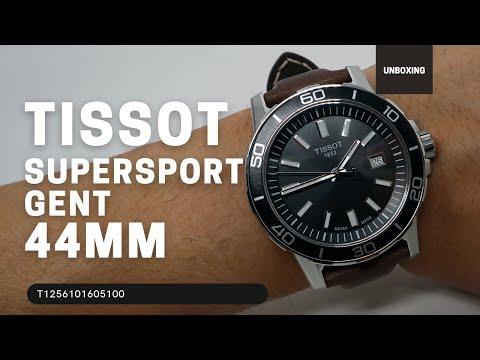Tissot Supersport Gent T1256101605100