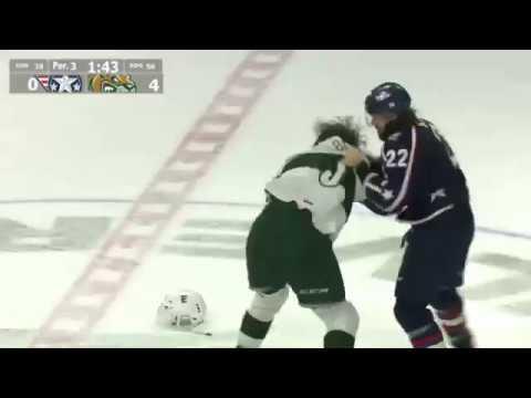 Dawson Butt vs. Nolan Yaremko