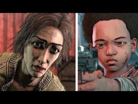 The Walking Dead Michonne - Episode 3 What We Deserve