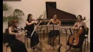 In the Mood (Garland) String Quartet