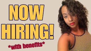 $13-$17 Hourly Full Time Job!