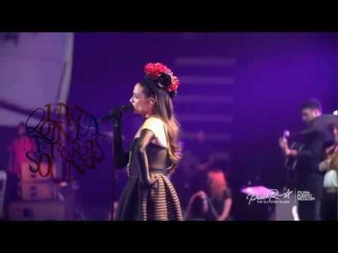 Natalia Jiménez - Si Quieres - Directo Puerto Rico - La5taAftersounds