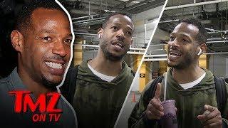 Marlon Wayans Is Fed Up With Houston's Restuarant!! | TMZ TV - Video Youtube