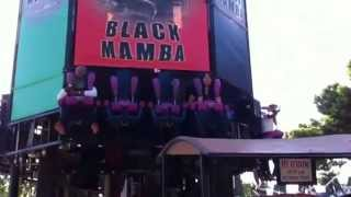 preview picture of video 'Black mamba ride'