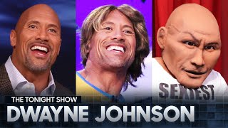 """The Best of Dwayne""""The Rock""""Johnson on The Tonight Show thumbnail"""