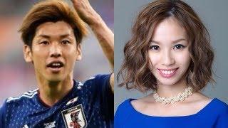 W杯日本代表選手の美人すぎる妻たち画像集