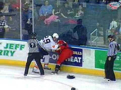 Mitch Fritz vs. Jimmy Bonneau