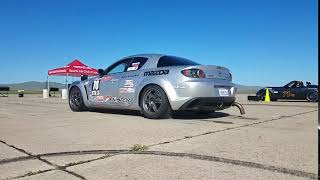 Cal Club Autocross Wins 8 Classes, 20 More Trophies, and 1 Super Challenge at Crows ProSolo