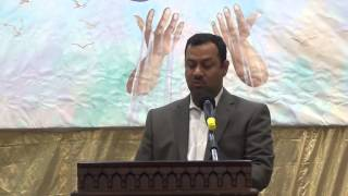 preview picture of video 'مولد الزهراء(ع) - تكريم الاستاذ جاسم الساري'