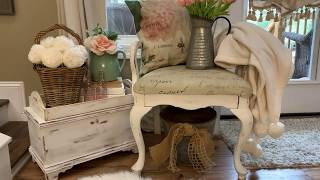 FRENCH COUNTRY FARMHOUSE DECORATING - ELEGANT & SIMPLE! PART 1 (109)