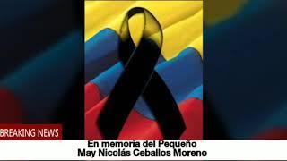 Tragedia De Ibagué (el Inocente May )