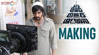 Making of Ravi Teja s Amar Akbar Anthony