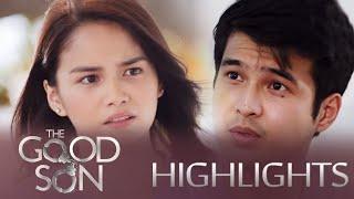 Sabina, ipinagtanggol ang Pamilya Reyes kay Enzo | The Good Son