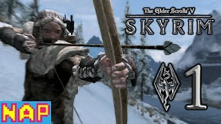 SKYRIM Let's Play - Modded Immersion & Roleplay - Part 1