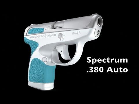 Pro Shooter Jessie Duff Introduces The Taurus Spectrum