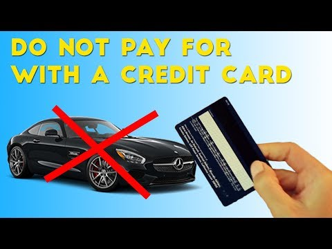 5 Things you SHOULD NOT use a CREDIT CARD for (feat: Ask Sebby)