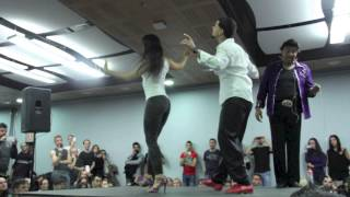 Workshop Cha-Cha - Eddie torres & Eddie Torres Jr & Shani Talmor
