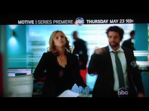Motive Commercial (2013) (Television Commercial)