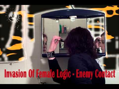 Invasion Of Female Logic: Alternativlos 2014 - Enemy Contact (Snippet)