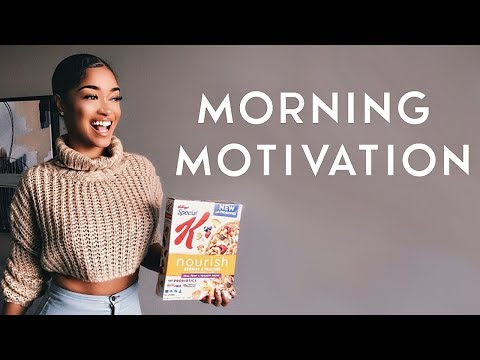 How to Become a Morning Person! #FuelYourResolution 2018   Bri Hall