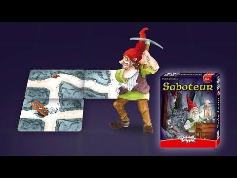 Spieletrailer Saboteur - Vorschaubild