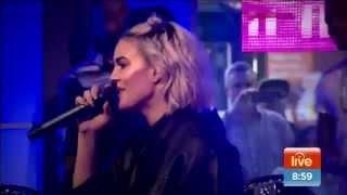 Rudimental - Rumour Mill ft. Will Heard & Anne-Marie live on Sunrise