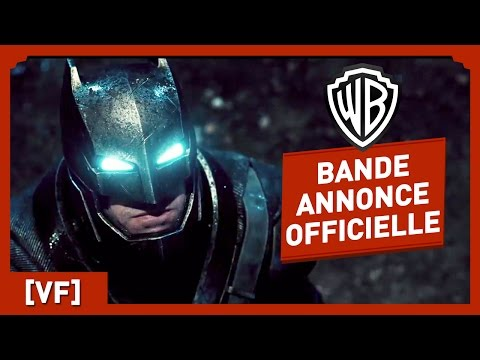 Batman V Superman : l'Aube de la Justice - Bande Annonce Officielle (VF) - Ben Affleck