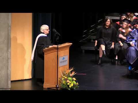 Dr. Jennifer Wade receives honorary doctor of laws from VIU