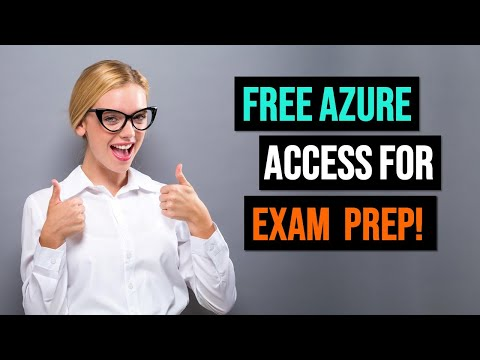 Azure Certification – FREE Azure Access for Microsoft Exam Prep ...