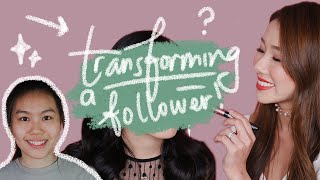 VLOGMAS #12 TRANSFORMING A FOLLOWER | MONGABONG