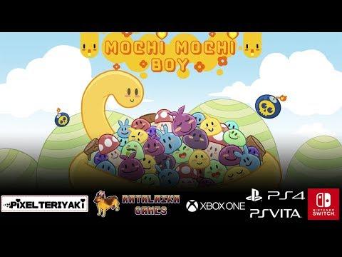 Mochi Mochi Boy - Launch Trailer thumbnail
