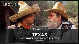Texas - Doc Snyder hält die Welt in Atem Film Trailer