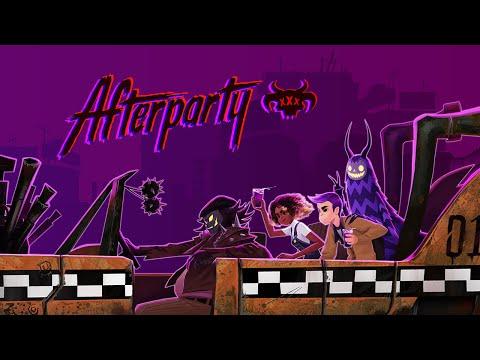 Afterparty : Trailer de lancement