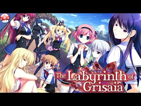 Gameplay de The Labyrinth of Grisaia