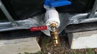 Setup Your Own Rain Catchment System