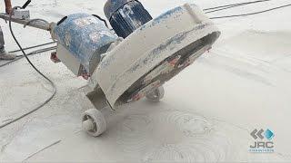 Polimento em Concreto - Diamantados JRC para Politriz de Piso LVS e Politriz MPP