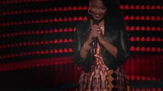 The Voice 2016    Courtney Harrell    Let It Go